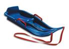 Mini Bob Childrens Plastic Sledge with steering